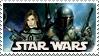 Star Wars Stamp III by AndrewJHarmon