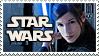 Star Wars Stamp IV by AndrewJHarmon