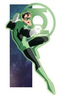 Green Lantern III by AndrewJHarmon