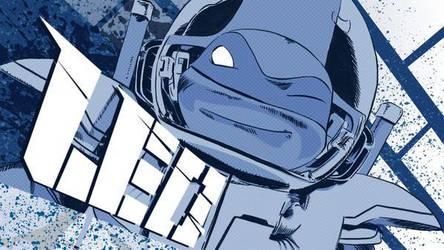 TMNT Season 4 Leo by NinjaTurtleFangirl