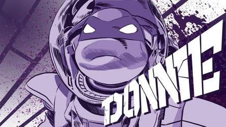 TMNT Season 4 Donnie by NinjaTurtleFangirl