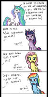 Trollestia Strikes Again by Zackira