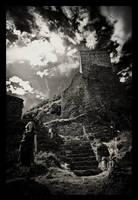 Castle Of Aaargh by atreyu64
