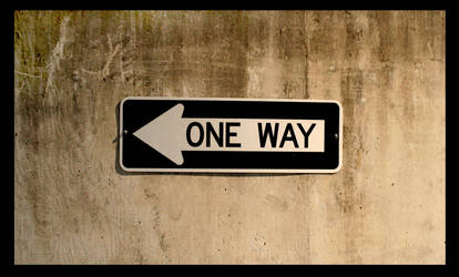 one way by cls-one