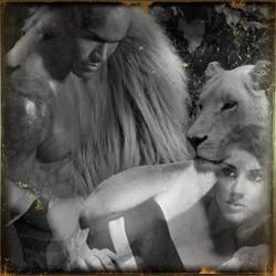Kesha und Devraj by HellangelEve