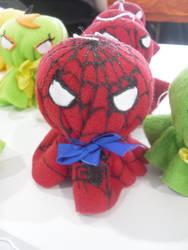 Spiderman Bozu by dancedancehappyfeet