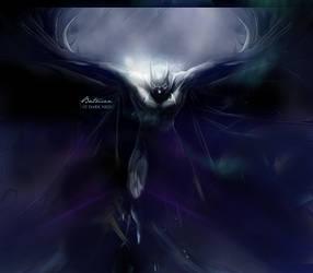Batman The dark knight by Demandread31