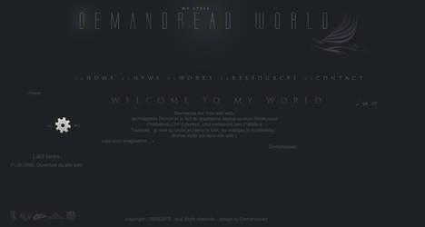 Demandread world by Demandread31