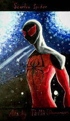 Scarlet Spider by tbma50865