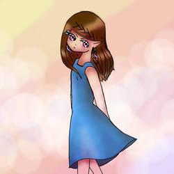 Indy Girl by IrritatedNeko