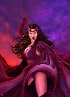Scarlet by PierluigiAbbondanza