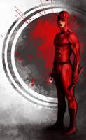 Daredevil by PierluigiAbbondanza