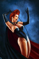 The Black Queen by PierluigiAbbondanza