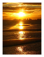 City Sunset by prideofwinter
