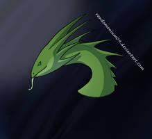 'Hisss,' Said the Dragon by Randomonium09
