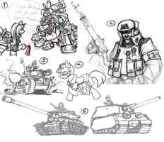 Sketchdump 1 by Sanity-X