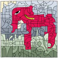 ELEPHANT by mssmrphs