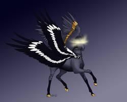 [design] E'ves x Flight babe by mssmrphs