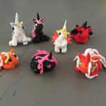 All them tiny ponies  by mssmrphs