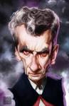 DrWho  Peter Capaldi by DevonneAmos