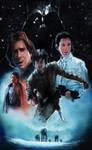 The Empire Strikes Back by DevonneAmos