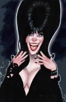 Elvira by DevonneAmos