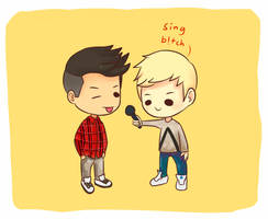 Ziall by CJsux