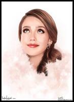Jessica Alba by sahabiha