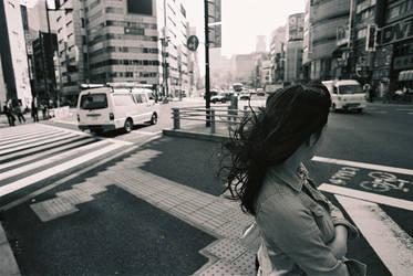shinjuku by Marutsero