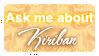 Ask Me About Kiribans (Stamp) by Kazhmiran