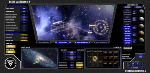 Stellar Cartography by jlcardwell101