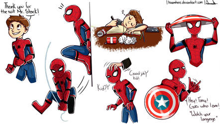 Spider-Man Homecoming by HiSamHere