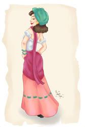 Os quindins de Yay (Aurora Miranda) by HiSamHere