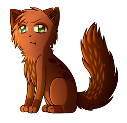 Pinebelly by Mewmewcat12