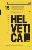 50 Years of Helvetica by R2works