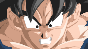Goku Dragon Ball Z by xAntroGamerx