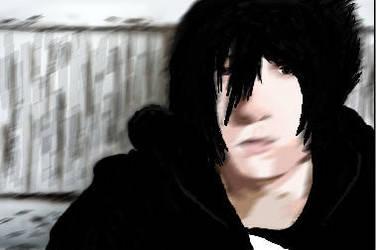 Sasuke-Finished by Bubblegumcrazy