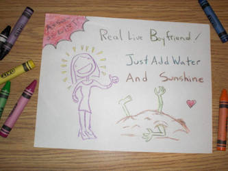 Real Live Boyfriend by Bubblegumcrazy