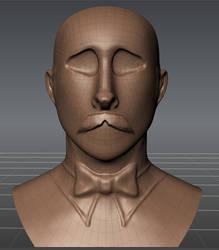A Dapper Gentleman by Bubblegumcrazy