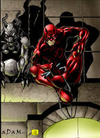 Daredevil by psychoheat