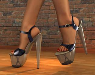 Shoe Slave by 007Fanatic