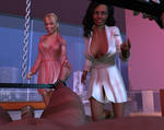 Chanel and Kylie - Is this What You're Looking For by 007Fanatic