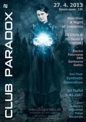 Flyer Paradox2 2013 APR by AeWolf
