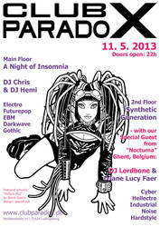 Flyer Paradox 2013 MAY by AeWolf