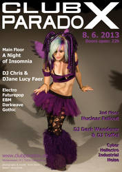 Flyer Paradox 2013 JUN by AeWolf