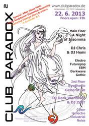 Flyer Paradox2 2013 JUN by AeWolf