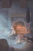 Cinderella by becsketch