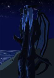 Commission: Selth by Larathen