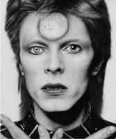 David Bowie by Stargazer178
