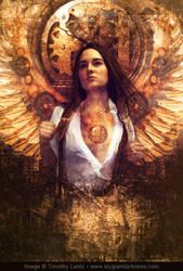 Her Clockwork Heart by archeon